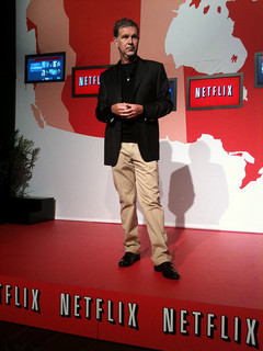 Reed Hastings, Netflix, and Negative Serendipity